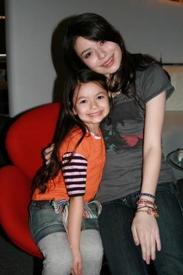 Nikki and Miranda