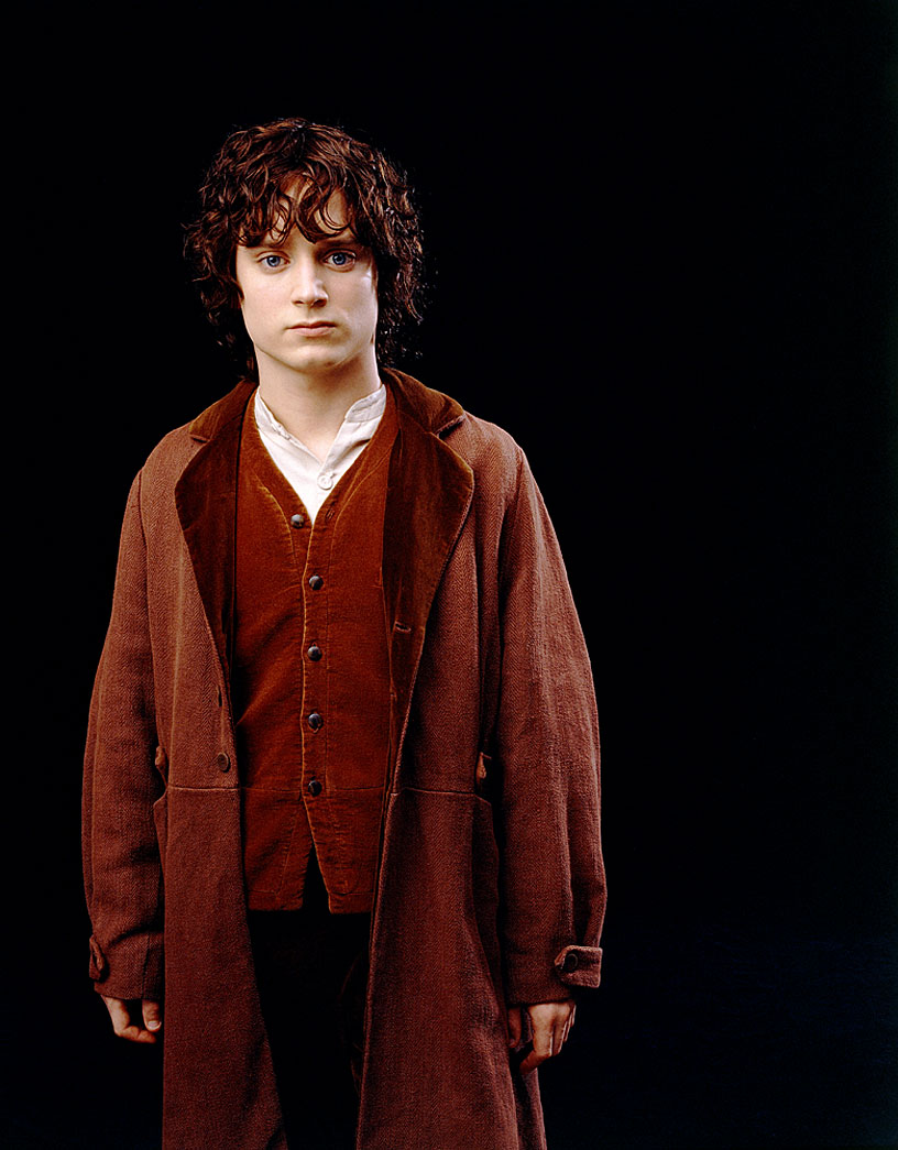 Frodo baggins fellowship of the ring and the journal on for Pics of frodo baggins
