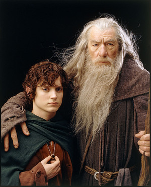 The Fellowship of the Ring   photoshoot