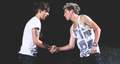 Niall and Louis - louis-tomlinson fan art