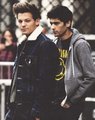 Zayn and Louis - louis-tomlinson fan art