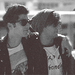 Zayn and Louis - louis-tomlinson icon