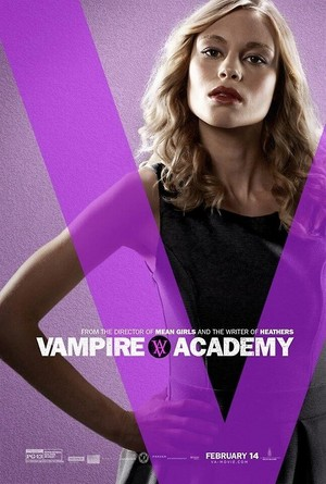 Lucy Fry new poster
