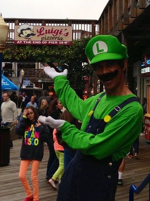 The Luigi's Travels: Luigi's @ Fisherman's Wharf, San Francisco