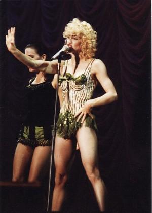 ♥ Nikki and Madonna