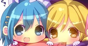 Mami x Sayaka