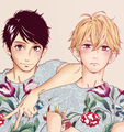 (HnR)✰Mamura  - manga photo
