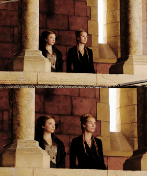 Margaery Tyrell Season 4 (Behind The Scenes)