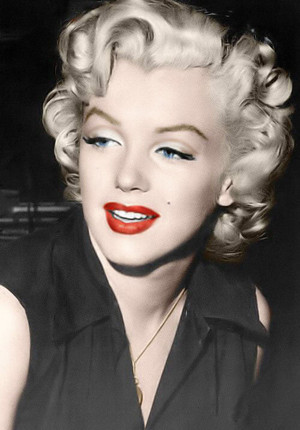 Marilyn Monroe Digital Art
