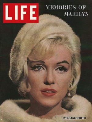Marilyn Monroe - Life Magazine