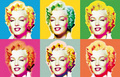 Marilyn Monroe Pop Art by Wyndham Boulter