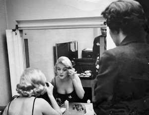 Marilyn Monroe photographed por Earl Gustie, 1959.