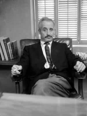 Marilyn Monroe's psychiatrist Ralph Greenson