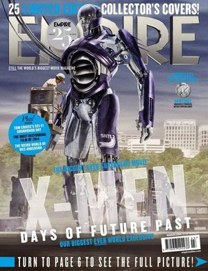 Empire Magazine Covers - X-Men: Days of Future Past