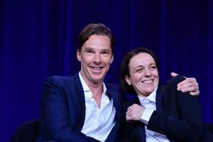 Amanda and Benedict