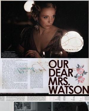 Mary M. Watson