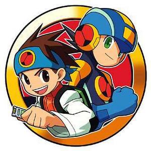 Lan and Megaman