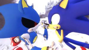 Metal Sonic Vs. Sonic