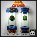 LED Perlerbead Metroid Capsule - metroid-prime photo