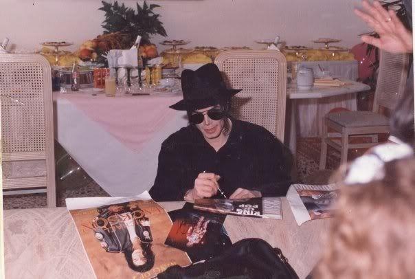 Michael is my life