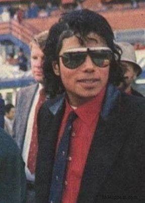 Michael I amor you