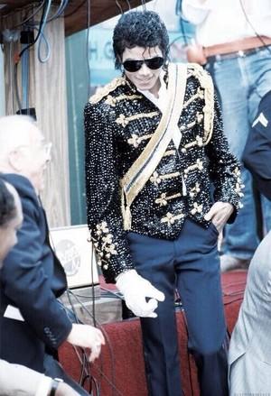 Michael I love you