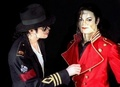 I love you soooooo much my baby especially in that pilot jacket OMG !!!! - michael-jackson photo