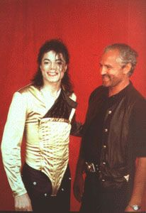 Michael And Gianni Versace