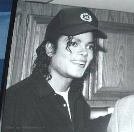 MJ Bad era