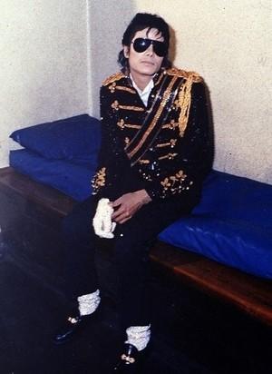 Michael Jackson K.O.P