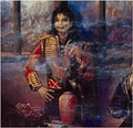 Rare painting - michael-jackson photo