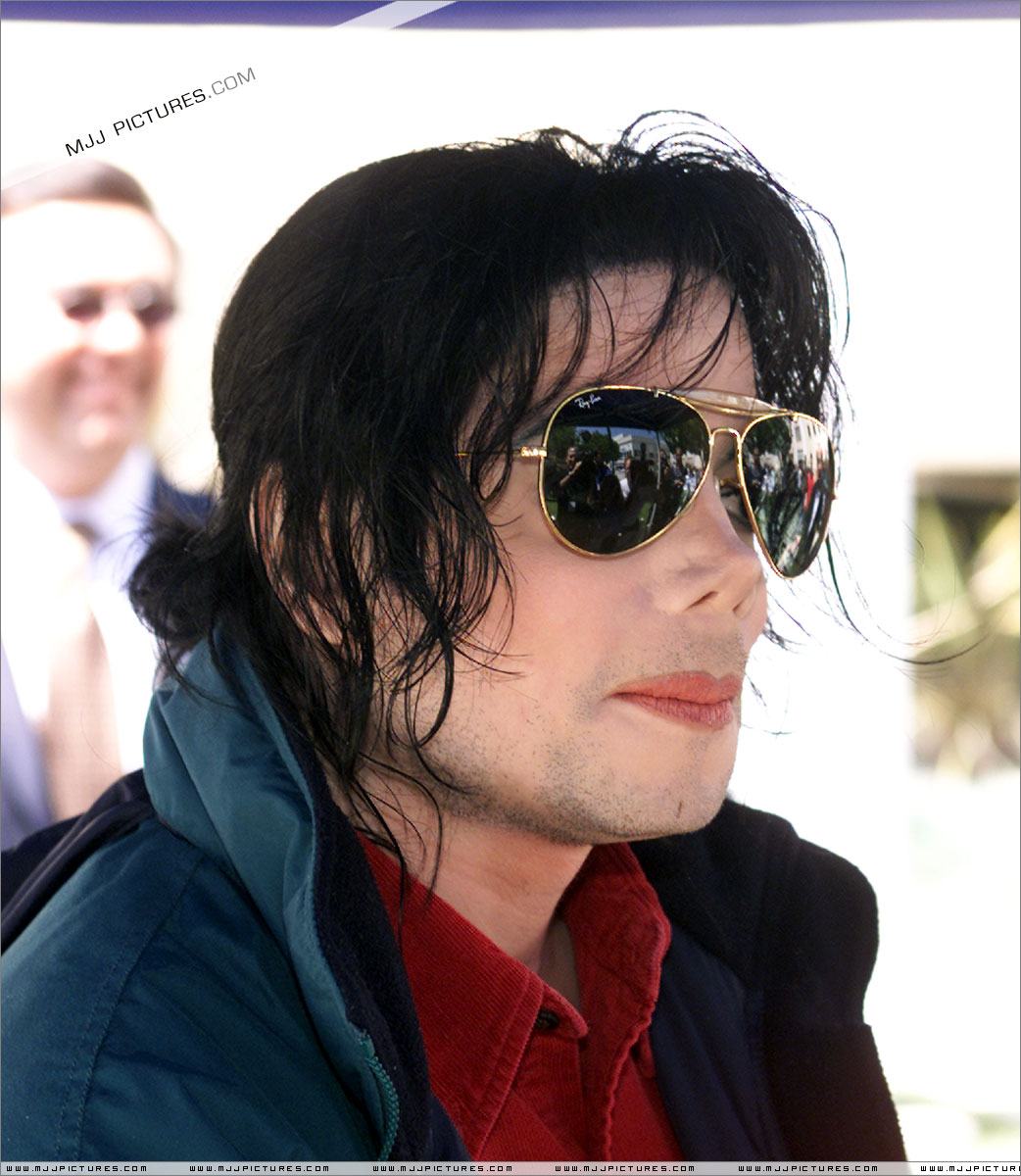 MJ before American Bandstand 2002