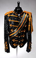 Michael's Custom-Made Military Jacket - michael-jackson photo