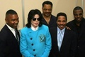 Michael In Gary, Indiana Back In 2003 - michael-jackson photo