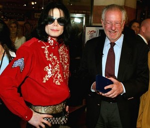 Michael In Las Vegas Back In 2004
