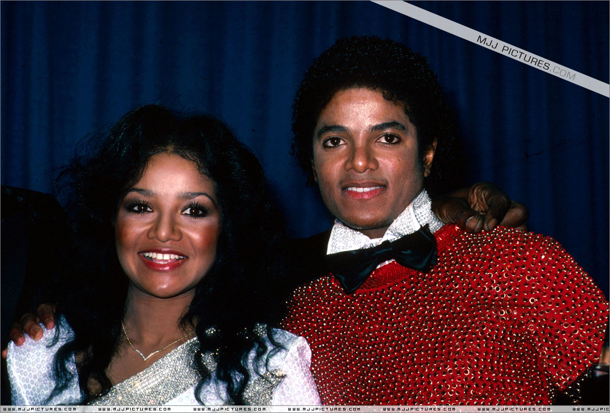 Michael And Older Sister, LaToya
