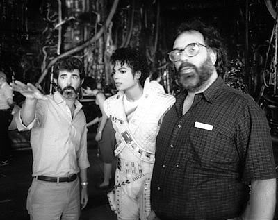 """Behind The Scenes In Making Of """"Captain Eo"""""""