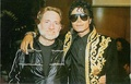 Michael And Willie Nelson - michael-jackson photo