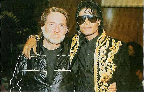 Michael And Willie Nelson