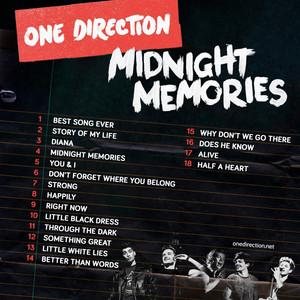 1D MIDNIGHT MEMORIES