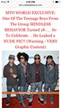 Lmfoa Who Saw This . If You Didn't I Don't Think You Want To But . It Has Something To Do With Rayx2 - mindless-behavior photo