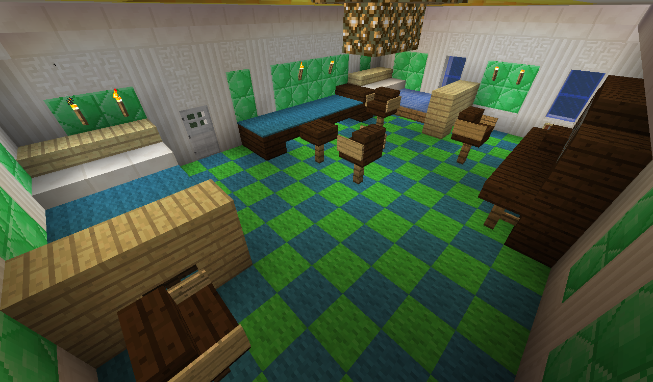 Minecraft Creations Images Titanic First Class Stateroom B 58 HD Wallpaper And Background Photos