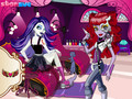 tatoo de spectra com a desing operetta - monster-high photo