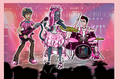 catty noir band - monster-high photo