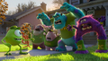 Scare Game Training - monsters-university photo