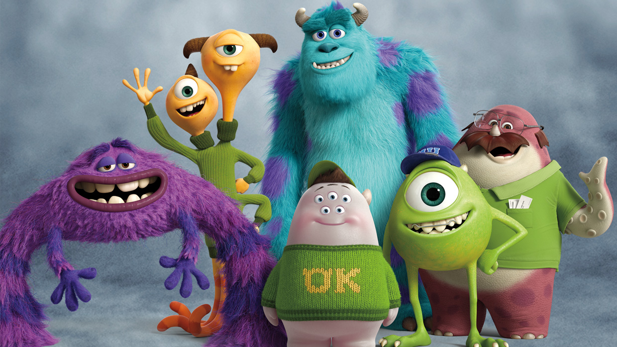 Monsters university images oozma kappa hd wallpaper and monsters university images oozma kappa hd wallpaper and background photos voltagebd Gallery