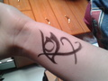 Fearless Rune - mortal-instruments photo