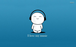 i love music (true XD)