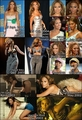 Beyonce copies Jennifer Lopez Part 5 - music fan art