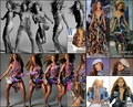 Beyonce copies Jennifer Lopez Part 7 - music fan art